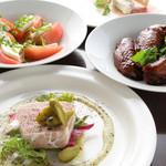 コウキチ - 料理写真:シェフのセンス溢れる創作イタリア料理