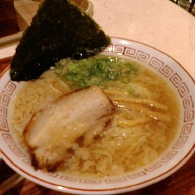 とんこつ醤油ラーメン 麺大将 阪急西宮ガーデンズ店