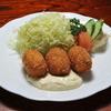 グリルくいしん坊 - 料理写真:カニコロッケ定食