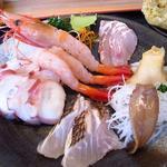 地魚・定食 祥天丸漁業 - 刺身定食