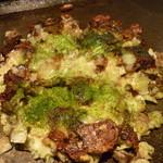 お好焼たこ壷 - 料理写真:マッシュルームチーズ