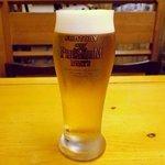 15290484 - 浅野屋 「生ビール」