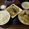 中国家庭料理 楽亭 - 料理写真:野菜炒めときくらげ豚肉の卵炒め