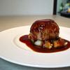 サラマンジェ・ヒロ - 料理写真:ランチのハンバーグ