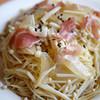カフェダイニング クレッセント - 料理写真:カペッリーニの冷製パスタ~☆