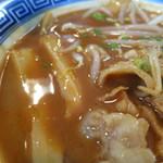 中華そば JAC - スープ