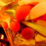 野菜屋ネロ チャコール グリル - や~さい~や~さい★