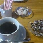 kira-kira - コーヒーにチョコついてきます。