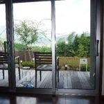 ゆふいん 花由  - お部屋からも「由布岳」が見え、眺めがいいいですね。