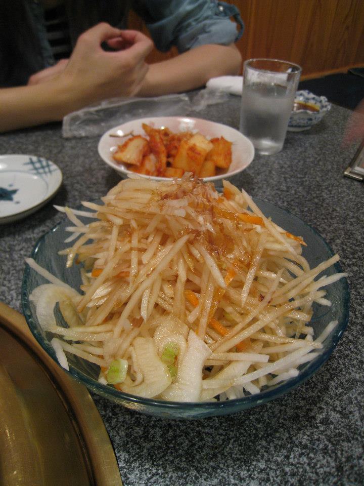 釜山炭火焼肉店