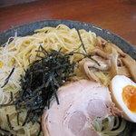 麺処 田ぶし - つけ麺