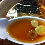 お肉の産直 ヴィラ工房 - スープ
