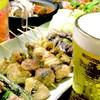 博多一番どり - 料理写真:永犬丸店おまかせコース♪これだけでおなかいっぱいです^^