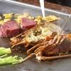 鉄板焼 堂島 - 料理写真:鉄板焼堂島では素材にこだわった特選和牛や新鮮な海の幸をお楽しみいただけます。