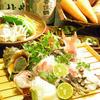 しんど - 料理写真:明石昼網鮮魚。たこ、鯛、穴子等定番からタモリ、なごやふぐ等稀少な魚種まで、年間70種以上取り扱い。