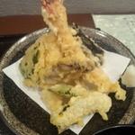 十割蕎麦 安曇野 - 天ぷら