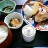 割烹料理 石亭 - 料理写真:カンパチカマ定食(12年10月)