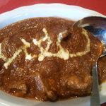Taj - バターチキンカレー