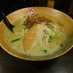 麺場 中山魂 - 九州麦味噌ラーメン