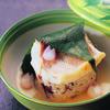 越前満月 - 料理写真:甘鯛の桜蒸し