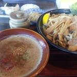 らーめん道場 - コク節つけ麺ゴン太