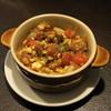 洋食堂 - 料理写真:スペイン小麦とトマトのジェノベーゼ
