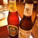 ライカノ - タイ系ビール2種類