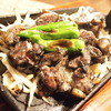 たぬきや - 料理写真:鹿児島から直送!さつまぢとりのももジュウジュウ焼き!噛めばかむほど味が出る~