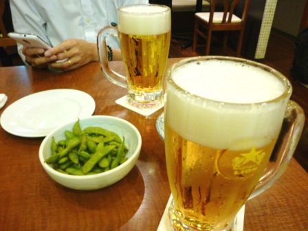 銀座ライオン 上野西郷会館店