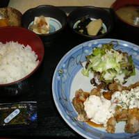 くうたろう - チキン南蛮定食(ランチ)500円