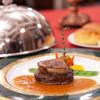 蒲郡クラシックホテル - 料理写真:国産牛フィレ肉は、メインダインニングの本格フルコースで