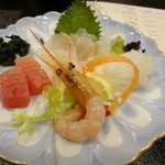 活魚・鍋料理 風車 - 3.お造り