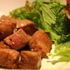 希紡庵 - 料理写真:北海道士別・しずお農場 サフォークラム サイコロステーキ