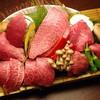 焼肉グレート - 料理写真:名物!元祖希少部位5品盛り1人前2500円(税別)