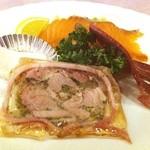 スコット 旧館 - 前菜からして・・・ 美味すぎる! 丁寧な仕事がされてます。