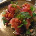 ビトレス - 本日の鮮魚のカルパッチョ