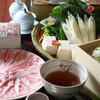 京都つゆしゃぶCHIRIRI - 料理写真:つゆしゃぶ