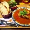 清祥庵 - 料理写真:鶏の煮込みランチセット