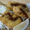 多奴喜 - 料理写真:カジキ、ウインナー、豚肉