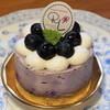 ルミ ラボ - 料理写真:ブルーベリーレアチーズ(370円)
