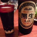 極ダイニング清水 - 黒生