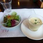 カフェ&ダイニング 990 - サラダとスープ