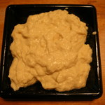 高麗豆腐  - 汲み上げ湯葉