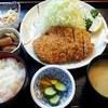 とんかつ曙 - 料理写真:特上ロースかつ定食