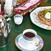 夢うらら - 料理写真:料理_コーヒー・ワッフル