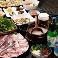 みんなで韓国料理パーティーはいかが?