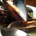 トリウオ - ムール貝のシェリー蒸し