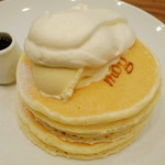 15456194 - スペシャルパンケーキ(アップ、2012年10月)