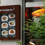 パワーダイニング FUMA - 旬のパスタは看板に掲示します。