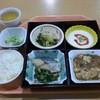 バブコック日立社員食堂 - 料理写真:ヘルシーランチ(500円)
